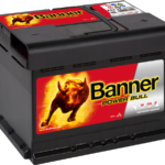 BANNER POWER BULL P6219 62AH, 550A