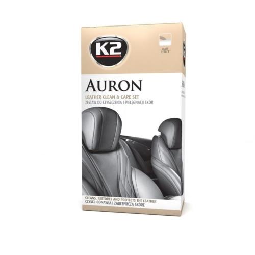K2 AURON – ΣΕΤ ΚΑΘΑΡΙΣΜΟΥ ΔΕΡΜΑΤΟΣ..