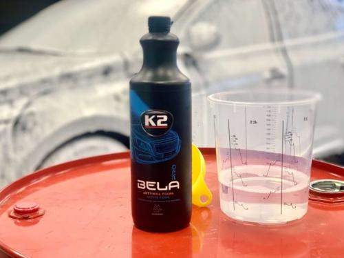 K2 BELA PRO 1L – ΕΝΕΡΓΟΣ ΑΦΡΟΣ