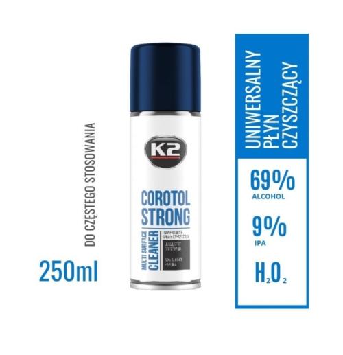 K2 COROTOL STRONG 250ML AERO – ΑΠΟΛΥΜΑΝΤΙΚΟ ΣΠΡΕΙ..